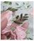 花刺繍が美しいシアーレイヤードトップス