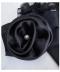 華やかバラの花モチーフのUV対策アームカバー
