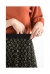 透けるチュールのレトロなフレアスカート