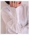 個性光る裾デザインカッティングのシャツトップス