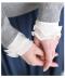 付けるだけで華やぐプリーツフリルの付け袖