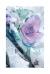 優美な薔薇の透かしレースブラウス