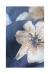 お花プリントのタンガリーシャツワンピース